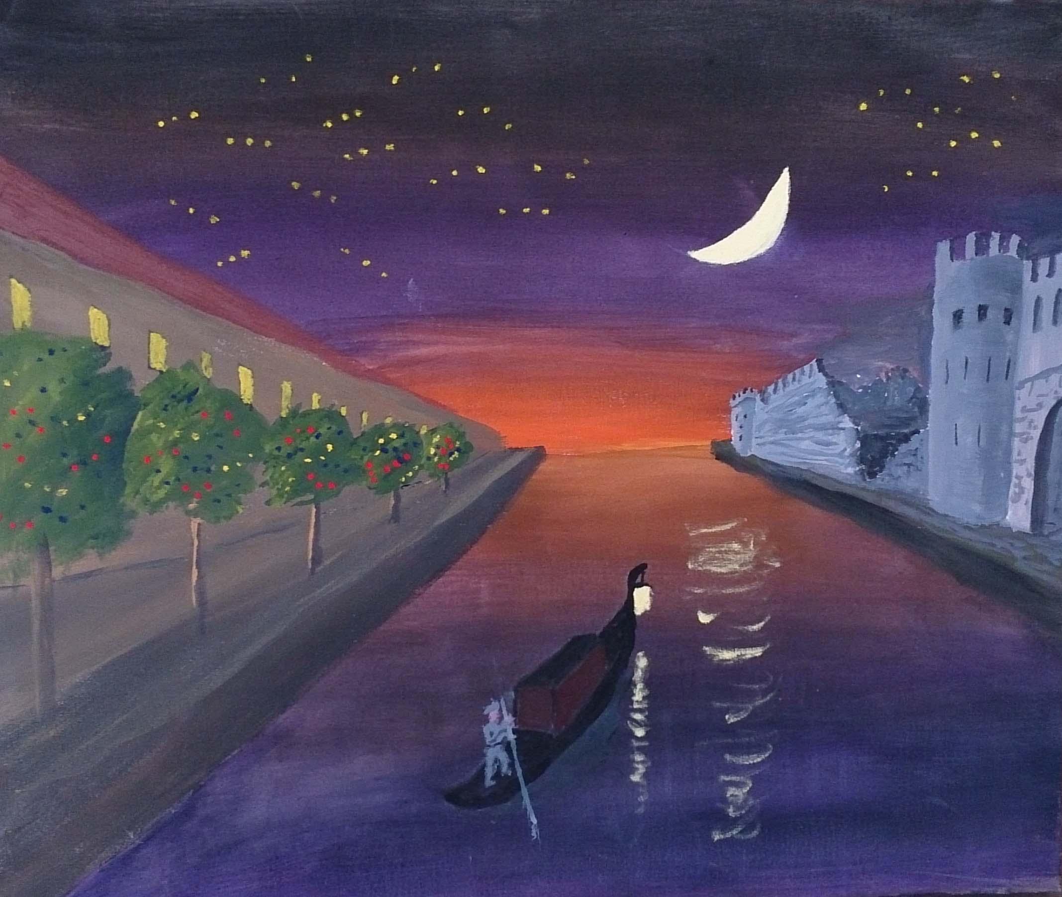Moonlight Sonata Pottery Barn: Armadale Society Of Artists
