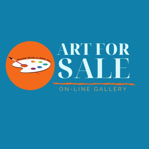 Art for sale banner