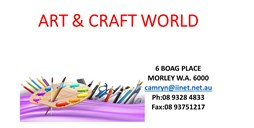 craft World